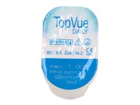 TopVue Daily (10läätse)
