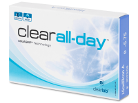 Alensa.ee - Kontaktläätsed - Clear All-Day