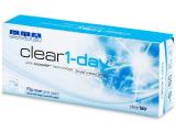 Alensa.ee - Kontaktläätsed - Clear 1-Day