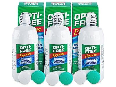 OPTI-FREE Express Läätsevedelik 3x355ml