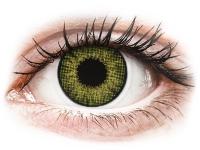 Alensa.ee - Kontaktläätsed - Air Optix Colors - Gemstone Green - 0-tugevusega