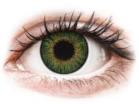 Alensa.ee - Kontaktläätsed - Air Optix Colors - Green - 0-tugevusega