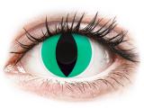 Alensa.ee - Kontaktläätsed - ColourVUE Crazy Lens - Anaconda - 0-tugevusega