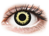 Alensa.ee - Kontaktläätsed - ColourVUE Crazy Lens - Eclipse - 0-tugevusega