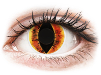 Alensa.ee - Kontaktläätsed - ColourVUE Crazy Lens - Saurons Eye - 0-tugevusega