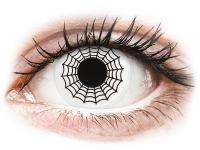 Alensa.ee - Kontaktläätsed - ColourVUE Crazy Lens - Spider - 0-tugevusega