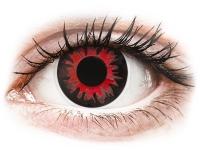 Alensa.ee - Kontaktläätsed - ColourVUE Crazy Lens - Volturi - 0-tugevusega