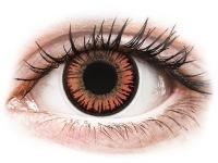 Alensa.ee - Kontaktläätsed - ColourVUE Crazy Lens - Vampire - 0-tugevusega