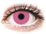 Alensa.ee - Kontaktläätsed - ColourVUE Crazy Glow Pink - 0-tugevusega