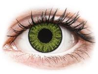 Alensa.ee - Kontaktläätsed - TopVue Color daily - Fresh green - Korrigeerivad
