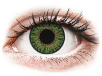 Alensa.ee - Kontaktläätsed - TopVue Color daily - Green - Korrigeerivad