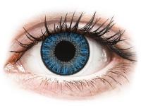 Alensa.ee - Kontaktläätsed - TopVue Color daily - Sapphire Blue - Korrigeerivad