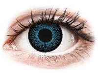 Alensa.ee - Kontaktläätsed - ColourVUE Eyelush Blue - Korrigeerivad