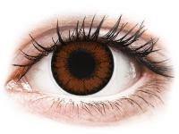Alensa.ee - Kontaktläätsed - ColourVUE BigEyes Pretty Hazel - 0-tugevusega
