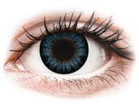 Alensa.ee - Kontaktläätsed - ColourVUE BigEyes Cool Blue - 0-tugevusega
