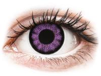 Alensa.ee - Kontaktläätsed - ColourVUE BigEyes Ultra Violet - 0-tugevusega