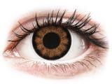 Alensa.ee - Kontaktläätsed - ColourVUE BigEyes Sexy Brown - 0-tugevusega