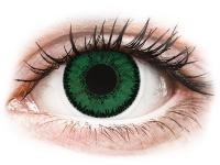 Alensa.ee - Kontaktläätsed - SofLens Natural Colors Emerald - 0-tugevusega