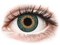 Alensa.ee - Kontaktläätsed - Expressions Colors Aqua - 0-tugevusega