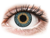 Alensa.ee - Kontaktläätsed - Expressions Colors Blue - 0-tugevusega