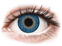 Alensa.ee - Kontaktläätsed - Expressions Colors Dark Blue - Korrigeerivad