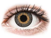 Alensa.ee - Kontaktläätsed - Expressions Colors Grey - 0-tugevusega
