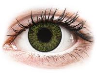 Alensa.ee - Kontaktläätsed - FreshLook ColorBlends Green - 0-tugevusega