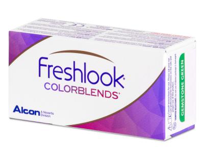 FreshLook ColorBlends Sterling Gray - 0-tugevusega (2 läätse)