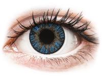 Alensa.ee - Kontaktläätsed - FreshLook ColorBlends True Sapphire - 0-tugevusega
