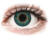 Alensa.ee - Kontaktläätsed - FreshLook ColorBlends Turquoise - Korrigeerivad