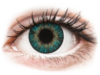 Alensa.ee - Kontaktläätsed - FreshLook ColorBlends Turquoise - 0-tugevusega