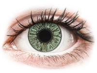 Alensa.ee - Kontaktläätsed - FreshLook Colors Green - Korrigeerivad