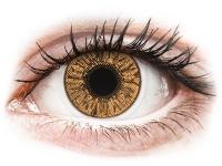 Alensa.ee - Kontaktläätsed - FreshLook Colors Hazel - 0-tugevusega