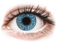 Alensa.ee - Kontaktläätsed - FreshLook Colors Sapphire Blue - Korrigeerivad