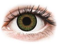 Alensa.ee - Kontaktläätsed - FreshLook One Day Color Green - Korrigeerivad