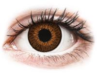 Alensa.ee - Kontaktläätsed - Expressions Colors Brown - Korrigeerivad