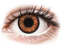 Alensa.ee - Kontaktläätsed - ColourVUE Crazy Lens - Twilight - Ühepäevased läätsed 0-tugevusega