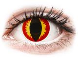 Alensa.ee - Kontaktläätsed - ColourVUE Crazy Lens - Dragon Eyes - Ühepäevased läätsed 0-tugevusega