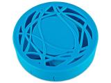 Alensa.ee - Kontaktläätsed - Peegliga läätsekonteiner - sinine ornament