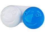 Alensa.ee - Kontaktläätsed - Läätsekonteiner 3D - sinine