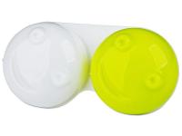 Alensa.ee - Kontaktläätsed - Läätsekonteiner 3D - kollane