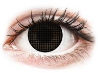Alensa.ee - Kontaktläätsed - ColourVUE Crazy Lens - Black Screen - 0-tugevusega