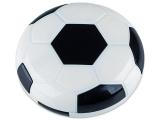 Alensa.ee - Kontaktläätsed - Peegliga konteiner Jalgpall - must