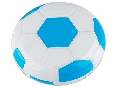 Peegliga konteiner Jalgpall - sinine