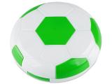 Alensa.ee - Kontaktläätsed - Peegliga konteiner Jalgpall - roheline