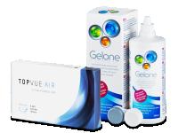 TopVue Air (6 läätse) +Gelone360ml