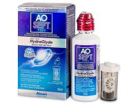 AO SEPT PLUS HydraGlyde Läätsevedelik 90ml