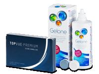 Alensa.ee - Kontaktläätsed - TopVue Premium (6 läätse)