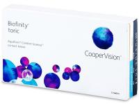 Alensa.ee - Kontaktläätsed - Biofinity Toric