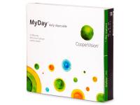 Alensa.ee - Kontaktläätsed - MyDay daily disposable